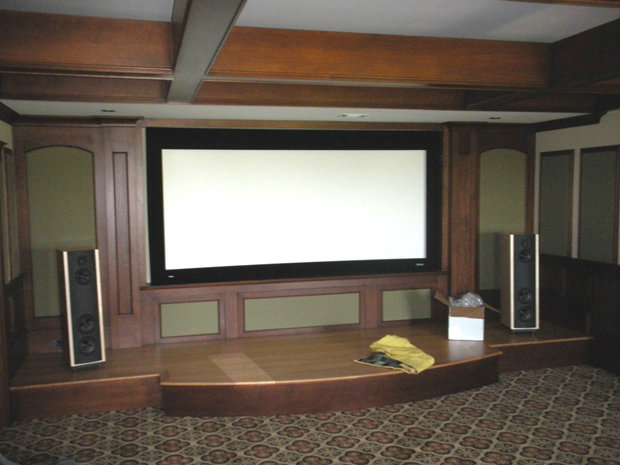 Porterfield Fireplace Dual Flat Screen Lifts